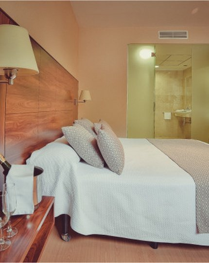 Visit the facilities of the Sercotel Riscal Hotel for leisure ...