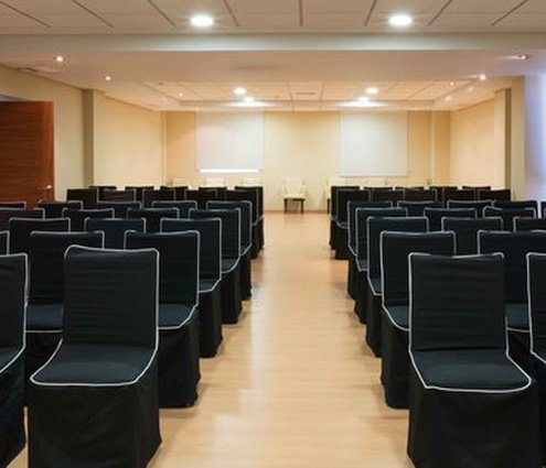 Meeting Rooms - Sercotel Hotel Riscal