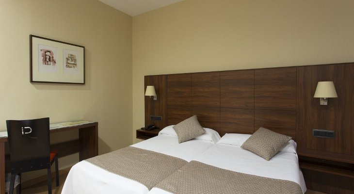 The Hotel offers superior double rooms. These spacious and comfortable ...