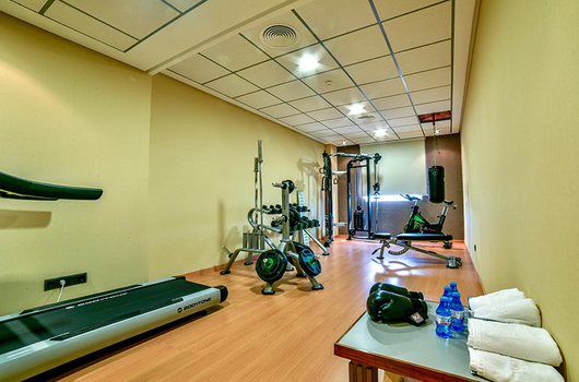 Enjoy and get fit with our gym